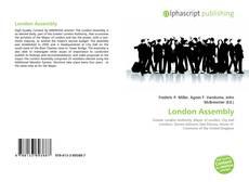 Couverture de London Assembly