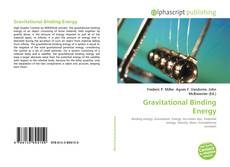 Bookcover of Gravitational Binding Energy