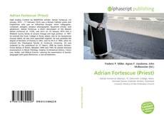 Copertina di Adrian Fortescue (Priest)