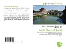 Обложка Ponte (Rione of Rome)