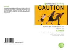 Buchcover von Parodie