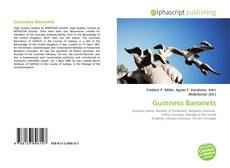 Bookcover of Guinness Baronets