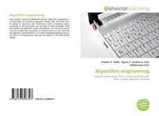 Portada del libro de Algorithm engineering