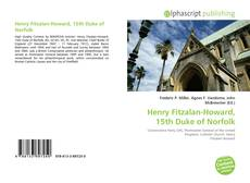Portada del libro de Henry Fitzalan-Howard, 15th Duke of Norfolk