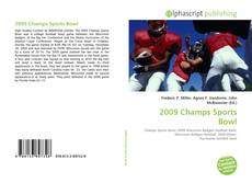 Bookcover of 2009 Champs Sports Bowl