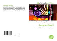 Bookcover of Dungeon Siege II