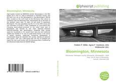 Couverture de Bloomington, Minnesota
