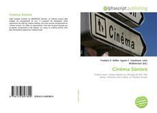 Обложка Cinéma Sonore