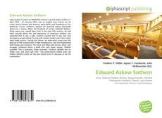 Обложка Edward Askew Sothern
