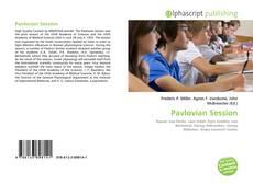 Bookcover of Pavlovian Session