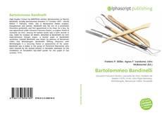 Bookcover of Bartolommeo Bandinelli