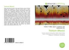 Bookcover of Texture (Music)