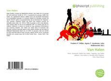 Portada del libro de Van Halen