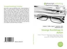 Bookcover of Strange Rumblings in Aztlan