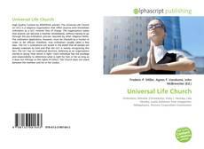 Portada del libro de Universal Life Church