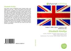 Bookcover of Elizabeth Knollys