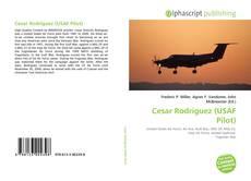 Обложка Cesar Rodriguez (USAF Pilot)