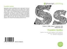 Borítókép a  Franklin Gothic - hoz