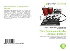 Bookcover of Films Condemned by the Legion of Decency