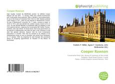 Обложка Cooper Rawson