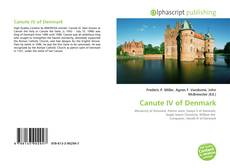 Canute IV of Denmark的封面