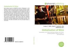 Обложка Globalization of Wine