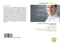 Bookcover of Lagrangien