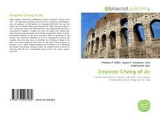 Portada del libro de Emperor Cheng of Jin