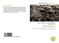Mara (demon)的封面