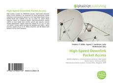 Bookcover of High-Speed Downlink Packet Access