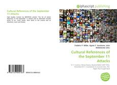 Buchcover von Cultural References of the September 11 Attacks