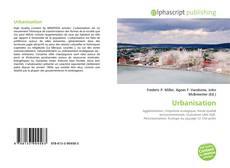 Bookcover of Urbanisation