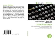 Buchcover von Futurist Manifesto