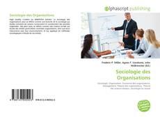Обложка Sociologie des Organisations