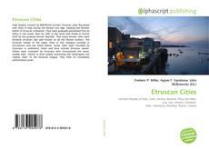 Couverture de Etruscan Cities