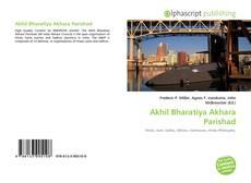 Bookcover of Akhil Bharatiya Akhara Parishad