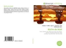 Buchcover von Bûche de Noël