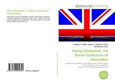 Bookcover of Henry Gladstone, 1st Baron Gladstone of Hawarden