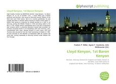 Bookcover of Lloyd Kenyon, 1st Baron Kenyon