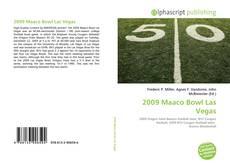 Bookcover of 2009 Maaco Bowl Las Vegas