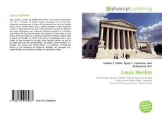 Capa do livro de Louis Henkin
