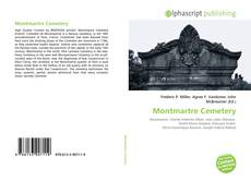 Bookcover of Montmartre Cemetery