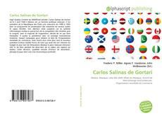 Carlos Salinas de Gortari kitap kapağı