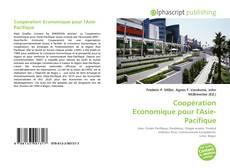 Bookcover of Coopération Economique pour l'Asie-Pacifique