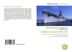 Bookcover of HMAS Canberra (FFG 02)