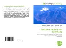 Copertina di Hermann Ludwig von Helmholtz