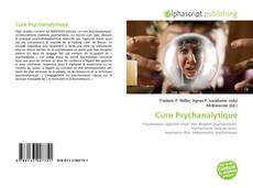 Bookcover of Cure Psychanalytique