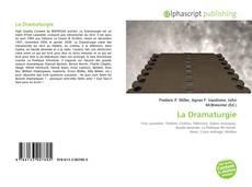 Bookcover of La Dramaturgie