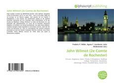 Bookcover of John Wilmot (2e Comte de Rochester)