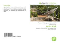 Bookcover of Amira Shah